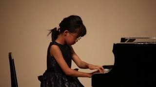 ゆい(小3) 柿の種/Akira Yuyama Gradus ad Parnassum / Debussy.
