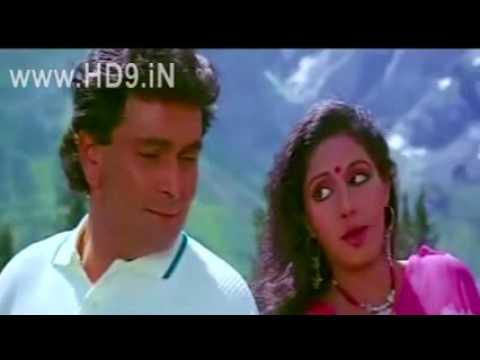 Tere mere hoton pe meethe meethe-Chandni.mp4