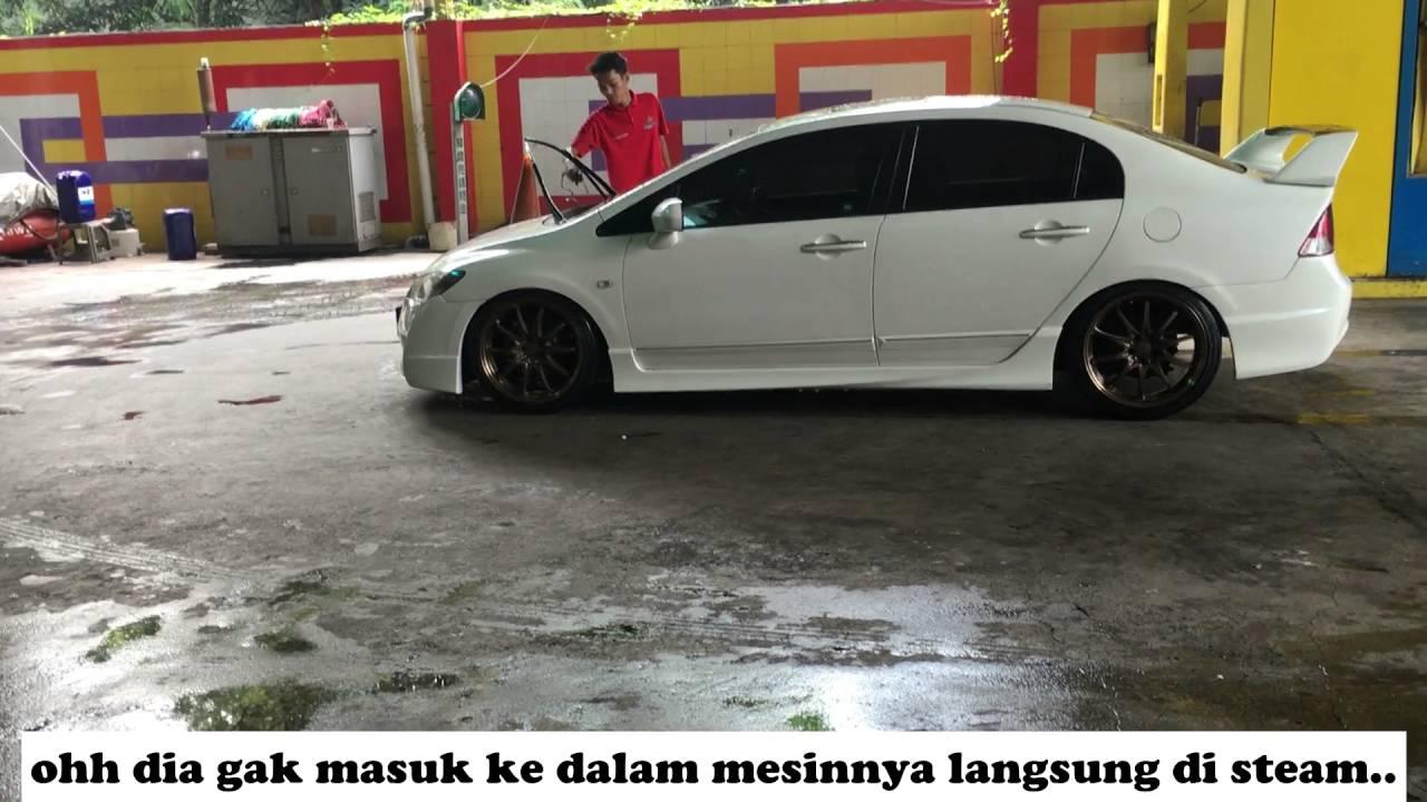Cuci Mobil Di Car Wash And Go Serpong Tangerang