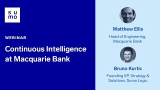 Continuous Intelligence at Macquarie Bank
