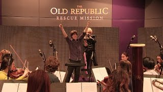 The Old Republic: Rescue Mission - Live Orchestra