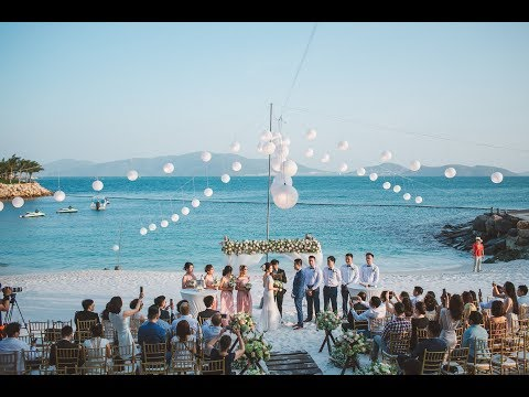OUR WEDDING VIDEO  THAO & DUNG