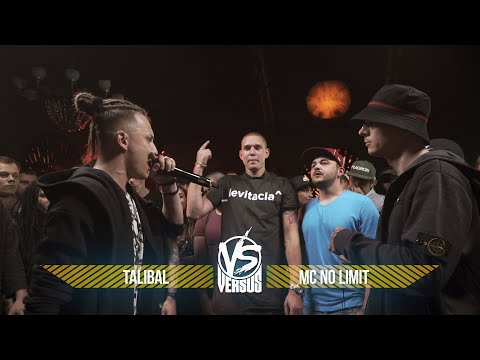 VERSUS GAZ: Talibal VS MC No Limit (BPM)