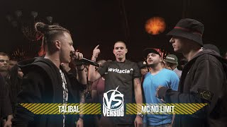 versus gaz  talibal vs mc no limit  bpm
