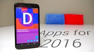 7 Awesome Apps for 2016 - Android Tips #41