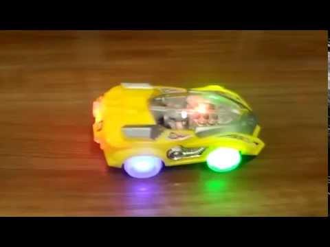 Xe nhạc có đèn
