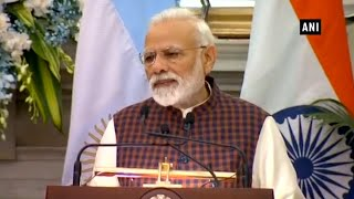 Pulwama attack proves time for talks are over: PM Modi