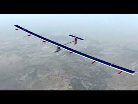 Solar Impulse 2 Flight From Muscat To Ahmedabad