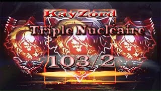 Triple Nucléaire Black Ops 3, 103-2 ( Triple nucléaire Fr BO3)