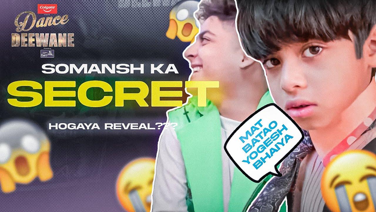 Somansh Secret Revealed? - BTS Dance Dewaane   Yogesh sharma Vlogs