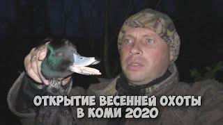 Открытие весенней охоты 2020 в Республике Коми
