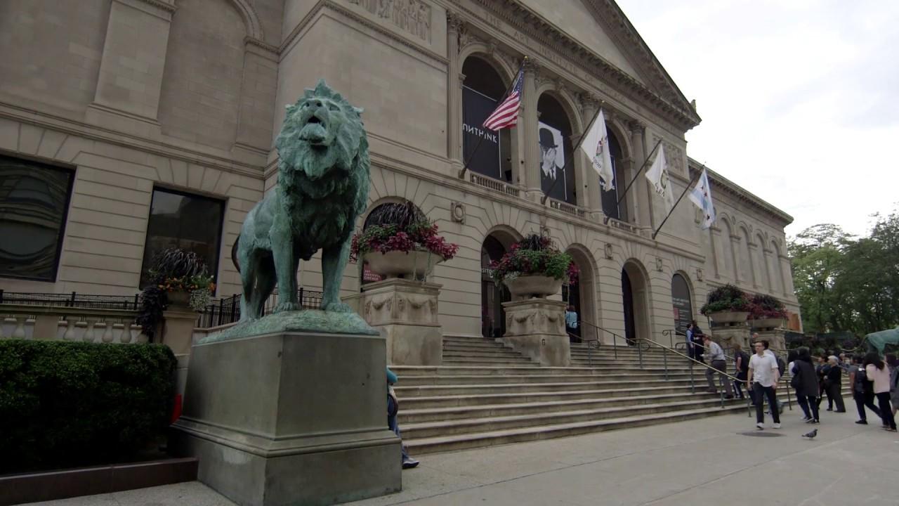 University Of Chicago Art School