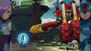 MMXLC1+2: Collecting Hunter Medals - Mega Man X8 (version 2)