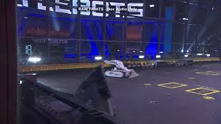BattleBots Basement Tapes: GEMINI vs. SUBZERO