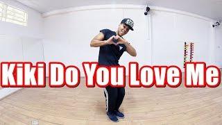 """COMO DANÇAR """"KIKI DO YOU LOVE ME"""" DRAKE - IN MY FEELINGS - COMO DANÇAR HIP HOP #Brownajuda"""