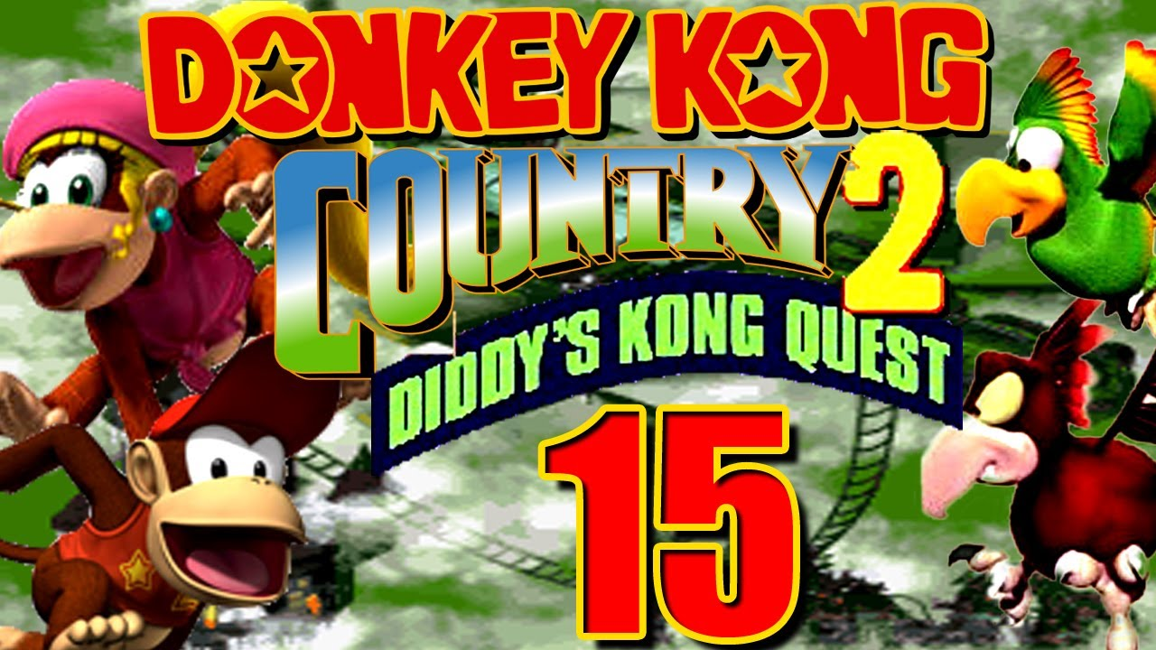 Donkey Kong Country 2 Lets Play Donkey Kong Country 2 Part 15