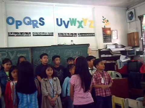 Baguio City SPED Center - Cordillera Hymn