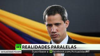 Guaidó intenta crear una directiva de TeleSUR paralela a la actual