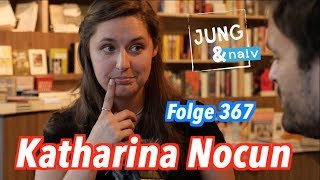 Katharina Nocun über unsere Daten - Jung & Naiv: Folge 367