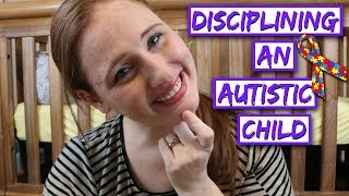 AUTISM AND DISCIPLINE