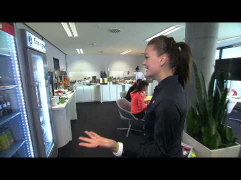 Agnieszka Radwanska: A look behind the scenes of the Porsche Tennis Grand Prix 2015
