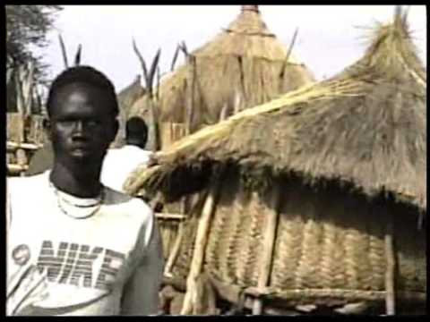 South Sudan Anywuak Culture & Tradition Dance part 1