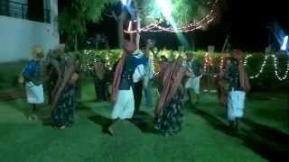 Gambar cover Bhagoria Festival, Bhil Tribes Adivasi Dance, Jhabua, Madhya Pradesh
