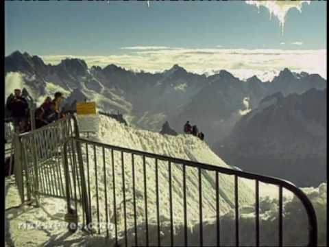 Alps of France and Switzerland: Mont Blanc