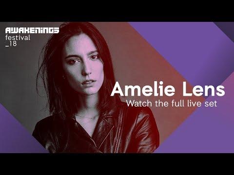Awakenings Festival 2018 Sunday - Liveset Amelie Lens @ Area V