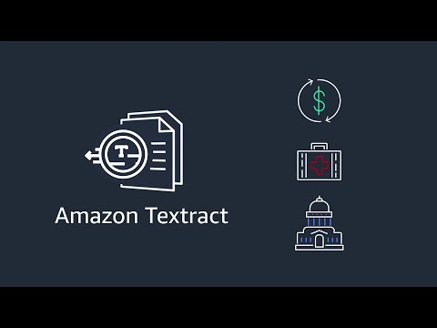What is Amazon Textract?