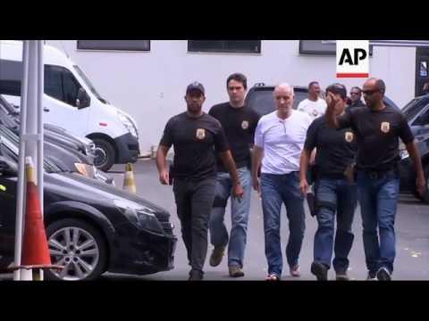 Brazil billionaire arrested amid corruption charges