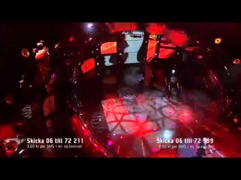 Melodifestivalen en 80 talstripp