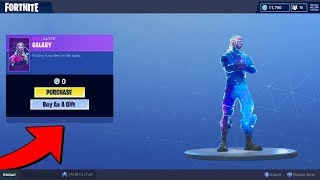 FORTNITE GIFTING SYSTEM! NEW GIFTING IN FORTNITE COMING SOON! FORTNITE BATTLE ROYALE!