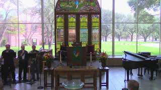 First Presbyterian Church of Rockwall Worship 7-25-2021