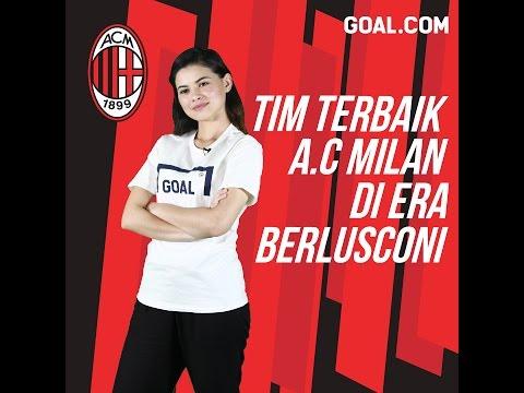 Tim Terbaik Milan di Era Berlusconi