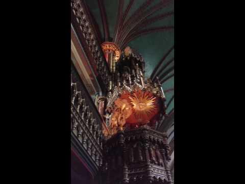 Notre Dame Montreal Organ