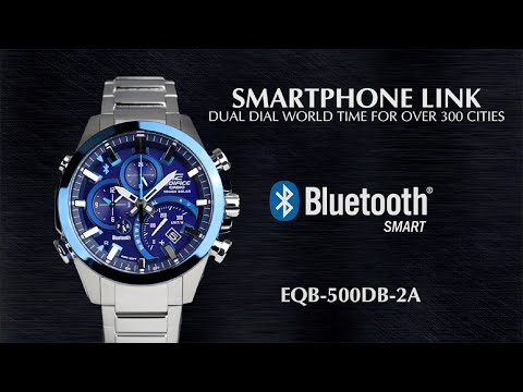 Product Edifice Link Casio Eqb Video 500db Smartphone kZuXiP
