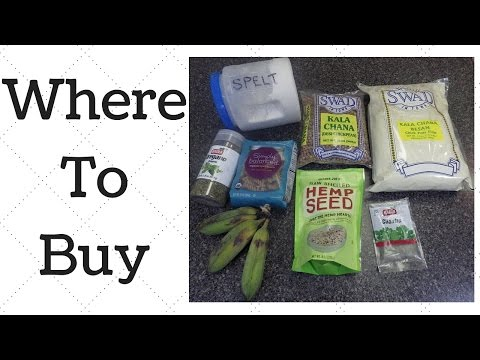 Where I Buy Some Of My Dr.Sebi Ingredients | Tys Conscious Kitchen