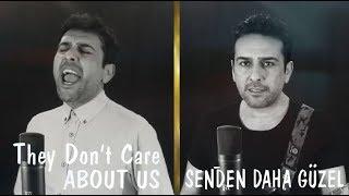 They Don't Care About Us & Senden Daha Güzel (Mashup) - Koray Çapanoğlu mp3 indir