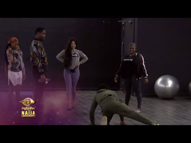 Day 68: The last workout | Big Brother: Lockdown | Africa Magic