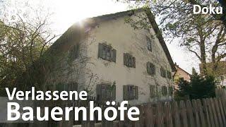 Verwaiste Ortsmitten: Was tun mit leeren Bauernhöfen? | Schwaben & Altbayern | BR