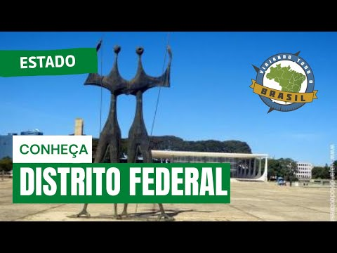 DISTRITO FEDERAL - Viajando Todo o Brasil