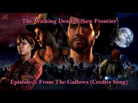 The Walking Dead A New Frontier Episode 5 Credits Song: Grim Ranger (GAME VERSION)