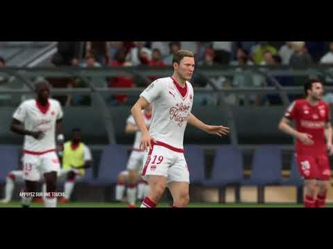 Match Ligue 1 J16 : Dijon FCO - girondin de bordeaux
