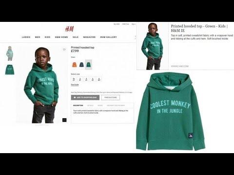 H&M 'monkey' ad controversy (DEBATE)