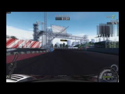 Need for Speed ProStreet  McLaren F1 Chicago GP
