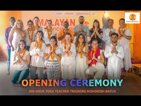 300 Hour Yoga Teacher Training in Rishikesh India - Himalayan Yoga Association