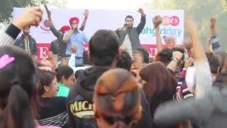 prateek kapoor gyb grab your beats    raahgiri cp live performance    raahgiri days