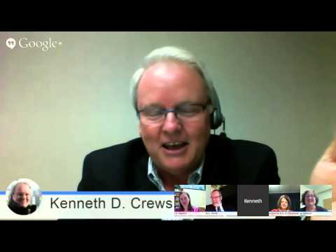 Hangout with Kenny Crews & Copyright Instructors