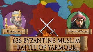 Video Battle of Yarmouk 636 (Early Muslim Invasion) DOCUMENTARY download MP3, 3GP, MP4, WEBM, AVI, FLV September 2018